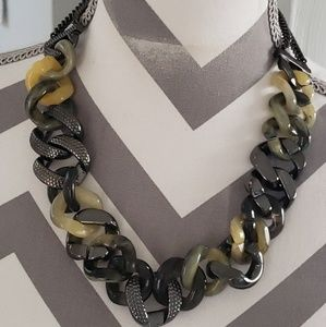 Marc by Marc Jacobs Chunky Chain Link Necklace